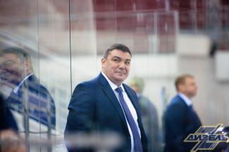 Главный тренер пензенского «Дизеля» продлил контракт с клубом