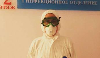 Пензенский врач, переболевший коронавирусом, вновь приступил к работе