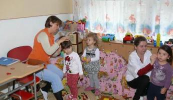 В Пензе более двух тысяч малышей посещают детские сады