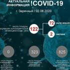 Актуальные сведения по COVID-19 в Заречном Пензенской области