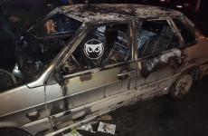 В пензенском Арбеково за ночь сожгли несколько машин – соцсети