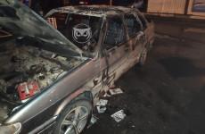 Ночные возгорания машин прокомментировали в пензенском ГУ МЧС