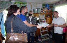 В Ленинском районе Пензы проверили более 20 семей «группы риска»