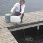 В Пензе водоем на «Чистых прудах» станет чище