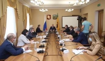 Валерий Лидин призвал пензенцев поучаствовать в голосовании по поправкам к Конституции