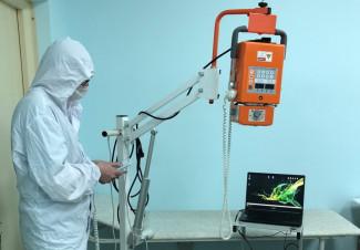 Пензенские больницы получили передвижные рентген-аппараты