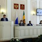 В Пензе состоялось заседание комитета ЗакСобра по социальной политике