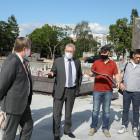 В Пензе подходит к завершению реконструкция Фонтанной площади
