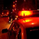 Ночью в Пензе поймали пьяного лихача на иномарке