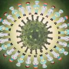 Цифры пандемии: статистика заболеваний коронавирусом на 13 июня