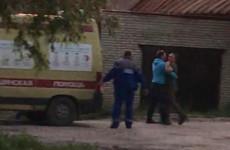 Появились новые фото с места побоища в Кузнецке Пензенской области