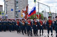В Пензе перенесена дата проведения парада Победы
