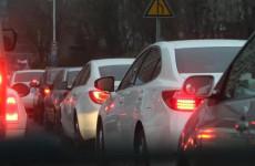 Одна из пензенских улиц встала в пробке из-за дорожных работ