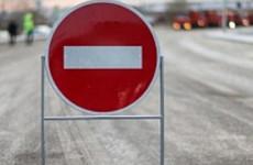 В Пензе закроют участок дороги на улице Окружной