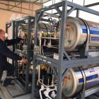 В пензенском КИМе запустили новую кислородную станцию