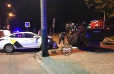 В Пензе произошла ужасающая авария с участием «Яндекс.Такси»