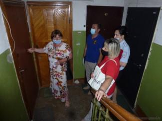 В Ленинском районе Пензы проверили 16 неблагополучных семей