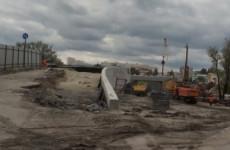 Жуткое ЧП в Пензе: рабочему проткнуло глаз при ремонте моста