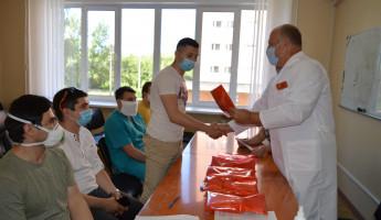Пензенские медики получили ключи от новых квартир