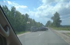 В Пензенской области зафиксировали очередное ДТП