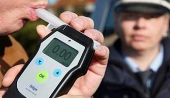 В Пензенской области задержали пьяного уголовника на мопеде