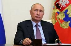 Владимир Путин готовит очередное обращение к нации