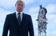Владимир Путин рассказал россиянам о поправках в Конституцию