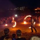 Фестиваль Водных фонариков, прошедший в Пензе, запечатлели на видео