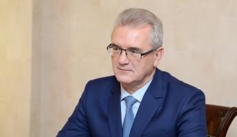 Иван Белозерцев выступил с обращением к жителям Пензенской области