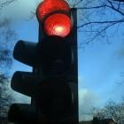 Пензенский водитель маршрутки перепутал знаки светофора