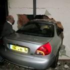 В Пензенской области водитель автомобиля влетел в жилой дом