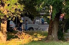 В Пензе велосипедистка угодила под колеса внедорожника