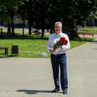 Губернатор Иван Белозерцев возложил цветы к бюсту Лермонтова