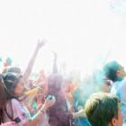 Жители Пензы приняли участие в Фестивале красок