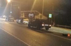 Под Пензой угодили в ДТП сразу три машины