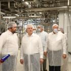 В Белинском Пензенской области открыли производство полутвердых сыров