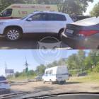 Жесткая авария на Карпинского в Пензе: пострадали двое