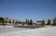 В Пензе подходит к концу реконструкция Фонтанной площади