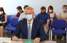 Белозерцев подал документы для участия в выборах губернатора