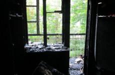 Обнародованы фото с места пожара, где погибли трое пензенцев