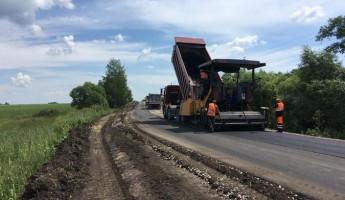 В Башмаковском районе отремонтируют более 20 километров автодороги