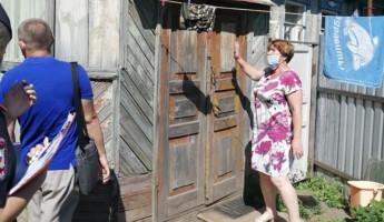 В Ленинском районе Пензы проверили 13 неблагополучных семей