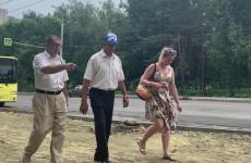 В Пензе продолжается ремонт дворов по проекту «Городская среда»