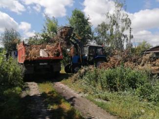 Чистота и красота: районах Пензы навели порядок