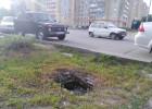 Спасите жителей Заводского района Пензы! Найденных «дыр» в земле становится больше