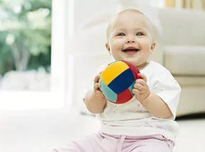 В Заречном маленький ребенок проглотил мячик в детском саду