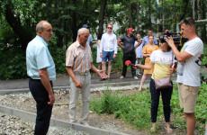 В Пензе продолжают благоустраивать дворы в рамках проекта «Городская среда»