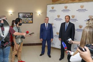 Игорь Комаров подвел итоги визита в Пензенскую область