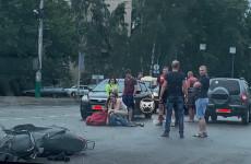Несколько раз перевернулся и упал на асфальт: страшное ДТП в центре Пензы