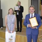 Валерий Лидин поздравил с праздником работников торговли
